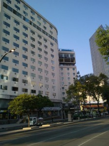 Fachada Hotel Fontán Reforma